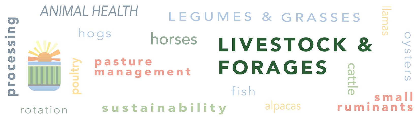 Livestock and Forages - Small Farms and Alternative
